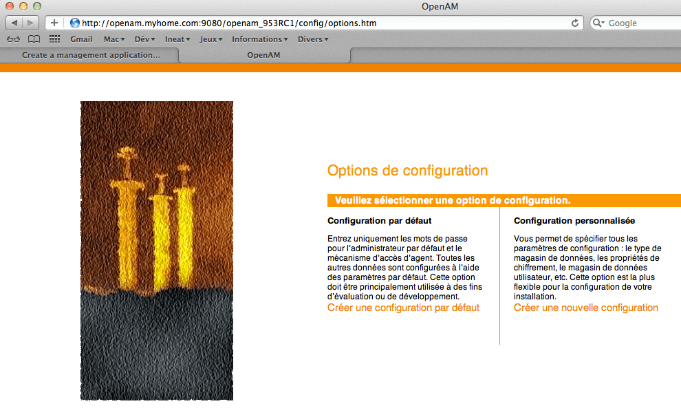 OpenAM - Installation