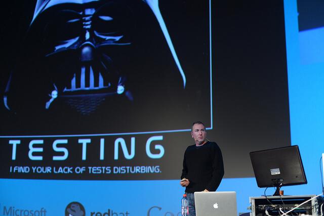 le testing c'est important