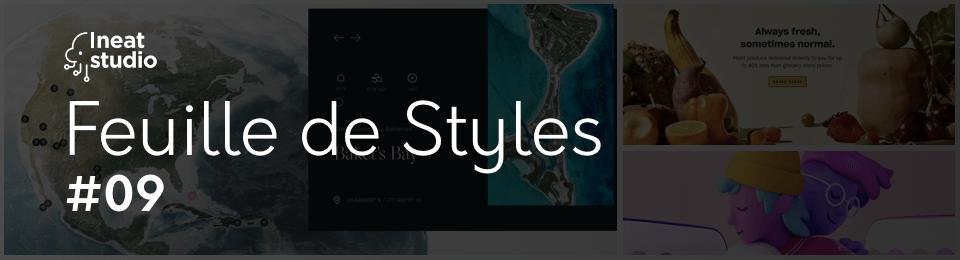 Feuille de styles #09